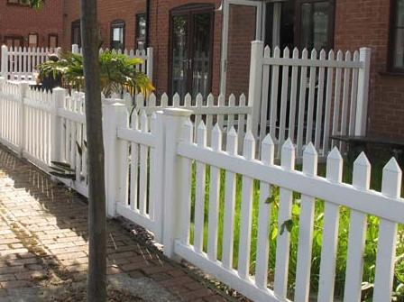 Plastic Fencing For Garden Boundaries